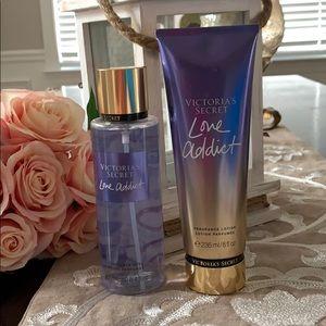 Victoria's Secret  lotion & mist bundle